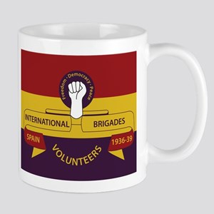 International Brigades image Mugs