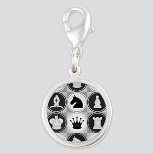Chessboard Pattern Charms