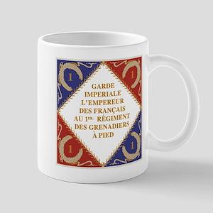 Napoleon's Guard flag Mugs