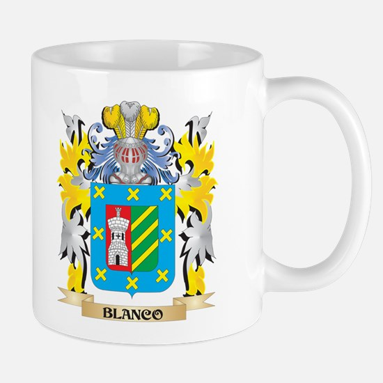 Blanco Coat of Arms - Family Crest Mugs