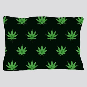 Pot Weed High Hippie Cronic Pillow Case
