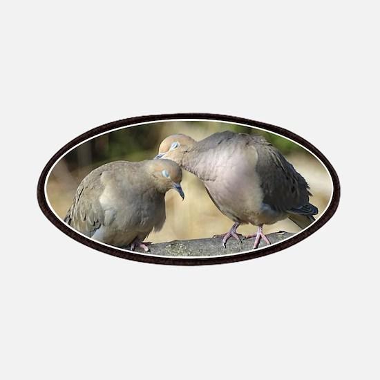 Love Birds Patch
