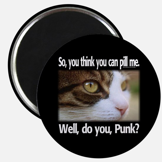 Well, do you, punk? Magnets