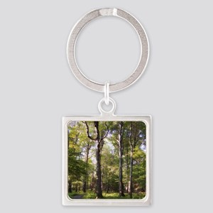 nature trail Keychains