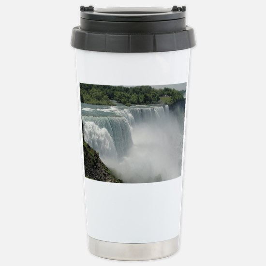What a View Stainless Steel Travel Mug