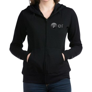 Player Women's Zip Hoodie