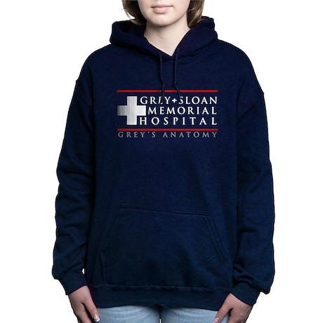 Grey Sloan Memorial Hospital Woman's Hooded Sweats