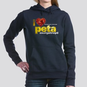 I Heart Peta Murgatroyd Woman's Hooded Sweatshirt