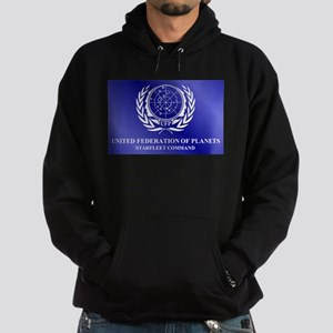 STAR TREK UFP-SFC Hoodie (dark)