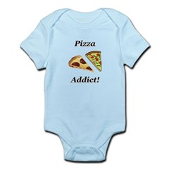 Pizza Addict Infant Bodysuit
