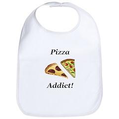 Pizza Addict Bib