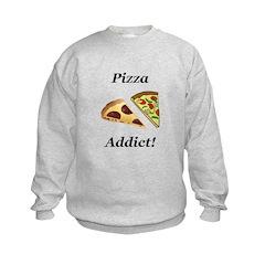 Pizza Addict Sweatshirt