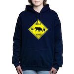 Bear and Tracks XING Hooded Sweatshirt