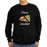 Pizza Junkie Sweatshirt (dark)
