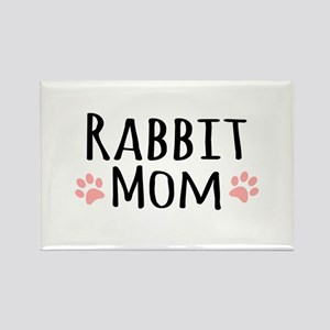 Rabbit Mom Magnets