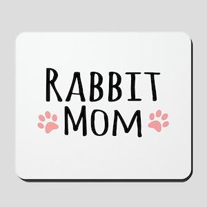 Rabbit Mom Mousepad