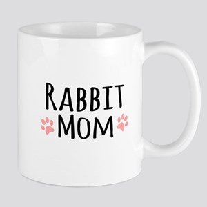 Rabbit Mom Mugs