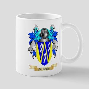 De Backer Mug
