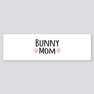 Bunny Mom Bumper Sticker