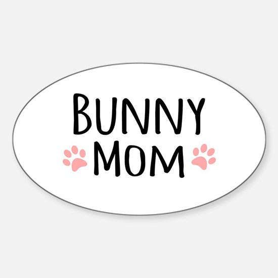 Bunny Mom Decal
