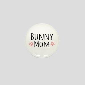 Bunny Mom Mini Button