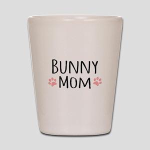 Bunny Mom Shot Glass