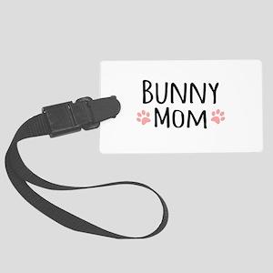Bunny Mom Luggage Tag