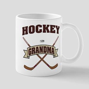 Hockey Grandma Mug