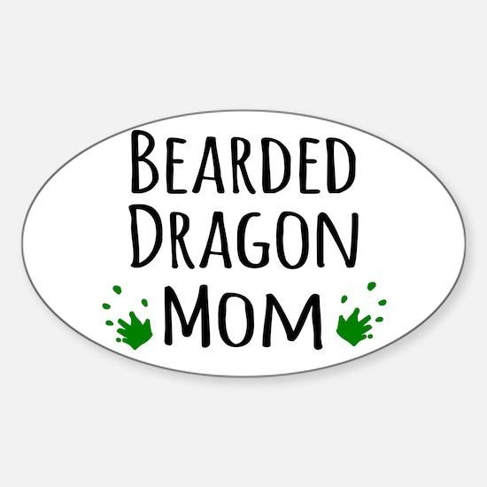 Bearded Dragon Mom Decal