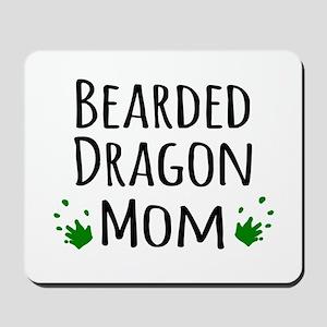 Bearded Dragon Mom Mousepad