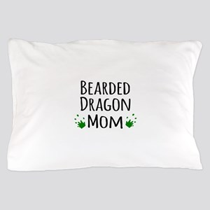 Bearded Dragon Mom Pillow Case