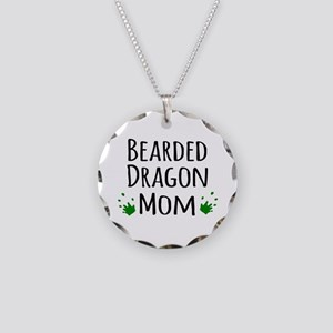 Bearded Dragon Mom Necklace
