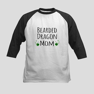 Bearded Dragon Mom Baseball Jersey