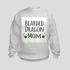 Bearded Dragon Mom Sweatshirt