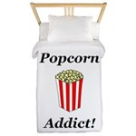 Popcorn Addict Twin Duvet