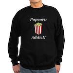 Popcorn Addict Sweatshirt (dark)