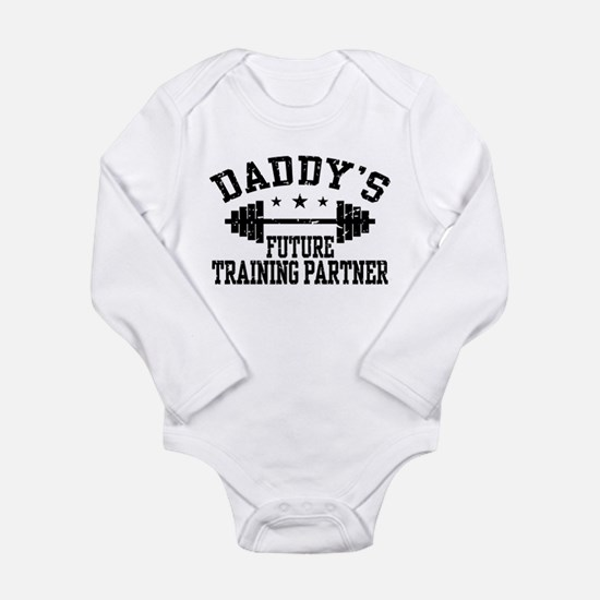 Daddy's Future Training Partner Body Suit