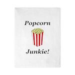 Popcorn Junkie Twin Duvet