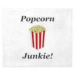 Popcorn Junkie King Duvet