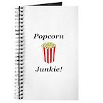 Popcorn Junkie Journal
