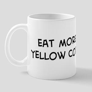 Eat more Yellow Corn Mug