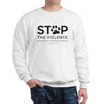 STOP THE VIOLENCE Sweatshirt