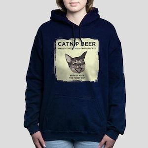 Crazy Catnip Beer light Hooded Sweatshirt