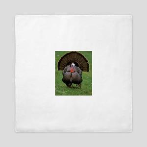 Wild Turkey Queen Duvet