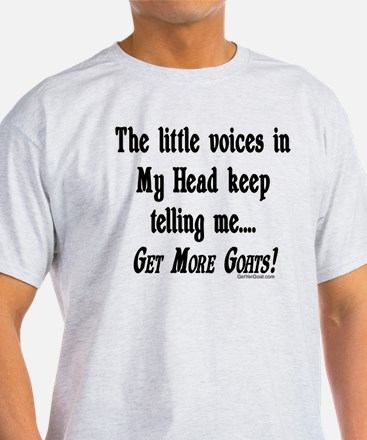 Get More Goats T-Shirt
