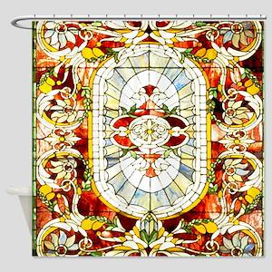 Tiffany Regal Splendor Shower Curtain