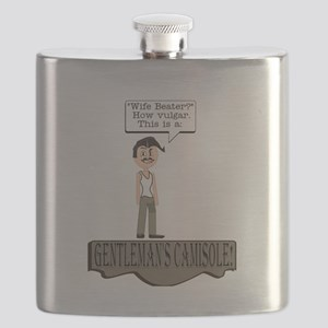 Gentlemans Camisole Flask