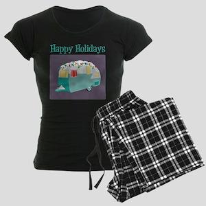 Happy Holidays Pajamas