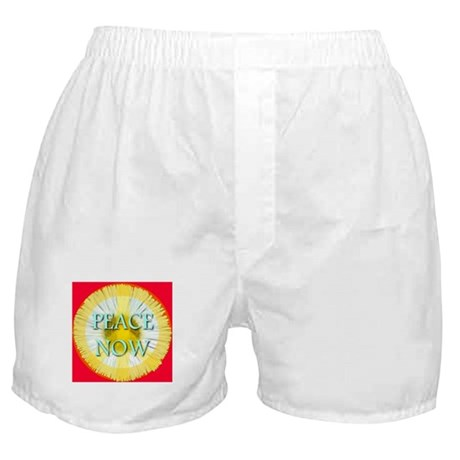 Help promote world peace with Boxer Shorts