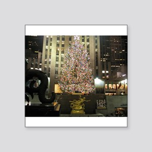Christmas in the City Sticker